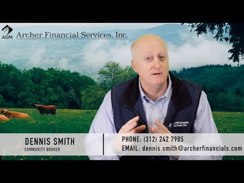 Cattle Futures - March 29, 2017 w/ expert Dennis Smith