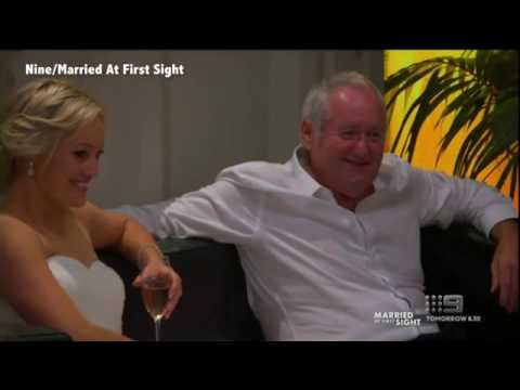 Tattooed Keller meets Nicole's dad on Married At First Sight   Daily Mail Online