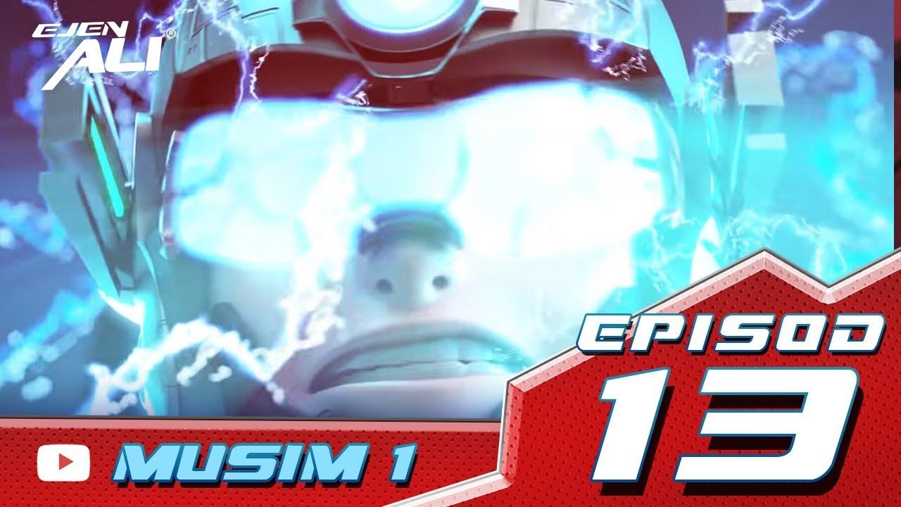 Download Ejen Ali Episod 13 - Misi: Override