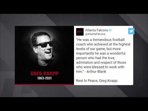 NFL Community Remembers Jets Offensive Assistant Greg Knapp After His Passing Thursday | NFL