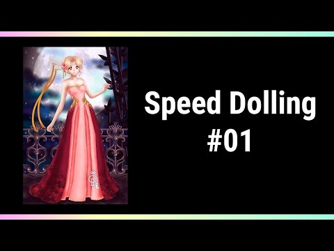 Speed Dolling #01 │ Sailor Senshi  │ DollDivine