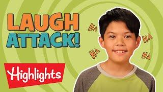 Laugh Attack! | Fun Jokes for Kids | Highlights Kids