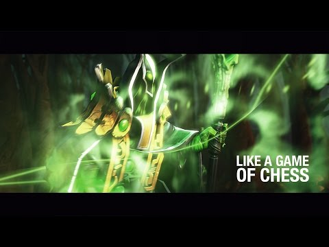 Dota 2 - Like a Game of Chess - The International TI4 Trailer (SFM)