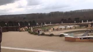Версаль. Франция.(Видео снято во время поездки во Францию 2013г. Версаль был прекрасен, а погода нет. Что в принципе, совершенно..., 2014-05-05T08:06:54.000Z)