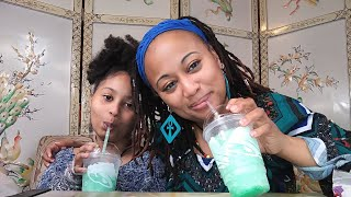 Hey Y'all Lele's BACK!! 😃  Taco bell & chatting thumbnail