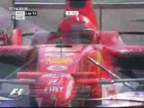 Time to say Goodbye Schumi