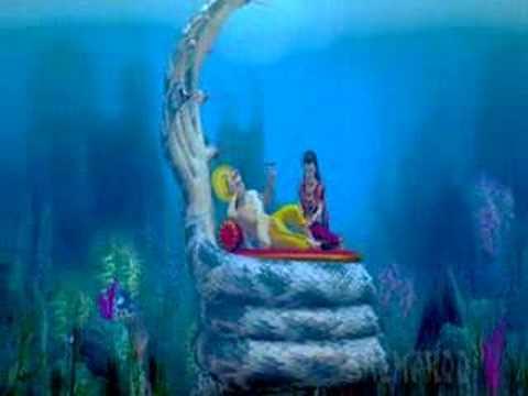 Bal Ganesh-- Shiv Tandav