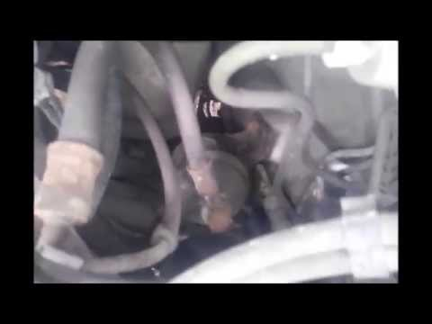 1996 Honda Odyssey Fuel Filter Location - YouTube