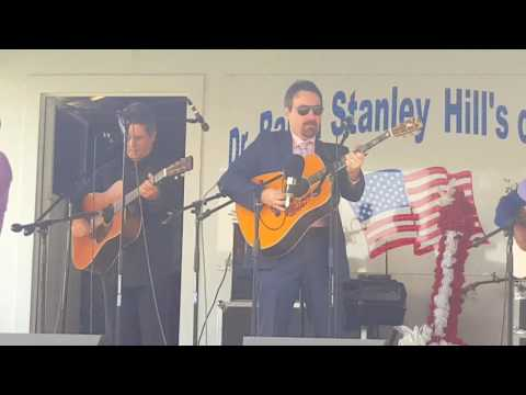 Mark Newton with Ralph Stanley II and The Clinch Mountain Boys / Rank Stranger