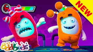 ODDBODS | Gamers Among Us | Cartoons For Kids