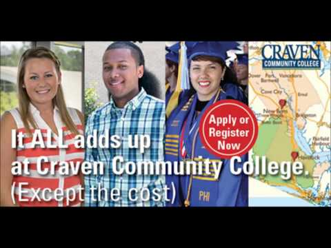 Craven CC It All Adds Up Radio Commercial