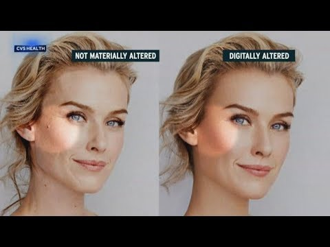 Major drugstore chain vows to ban retouched beauty ads