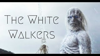 How George R.R. Martin Writes the White Walkers