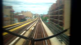 BMT Astoria Line: Astoria-bound RFW R68 N Train Ride