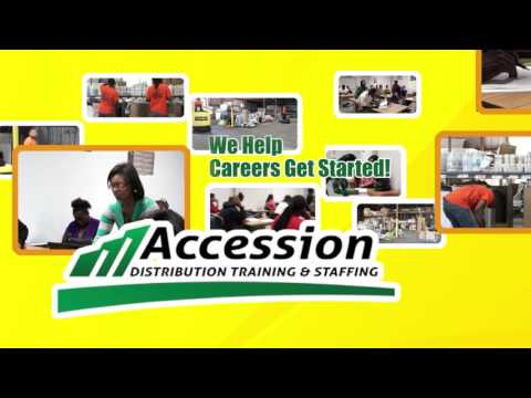 Accession Distribution Training Center - Warehouse Staffing