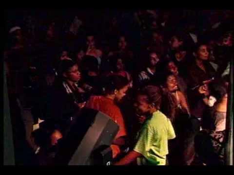 Wando, Show em Maputo 1999