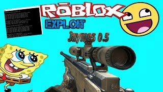 Roblox/Exploit | Jaymes v0.5 [Btools,God,ws...]