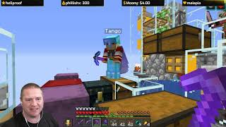 7/31/2020 - Hermitcraft 7 Action w/ Tango! | Finishing the Hero of the Village Farm! (Stream Replay)