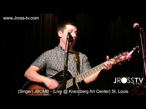 "James Ross @ (Musician) JBOMB - ""Live Recording @ Kranzberg Art Center - www.Jross-tv.com"
