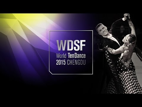 Odstrcil - Bohak, CZE    2015 World 10D R1 T   DanceSport Total