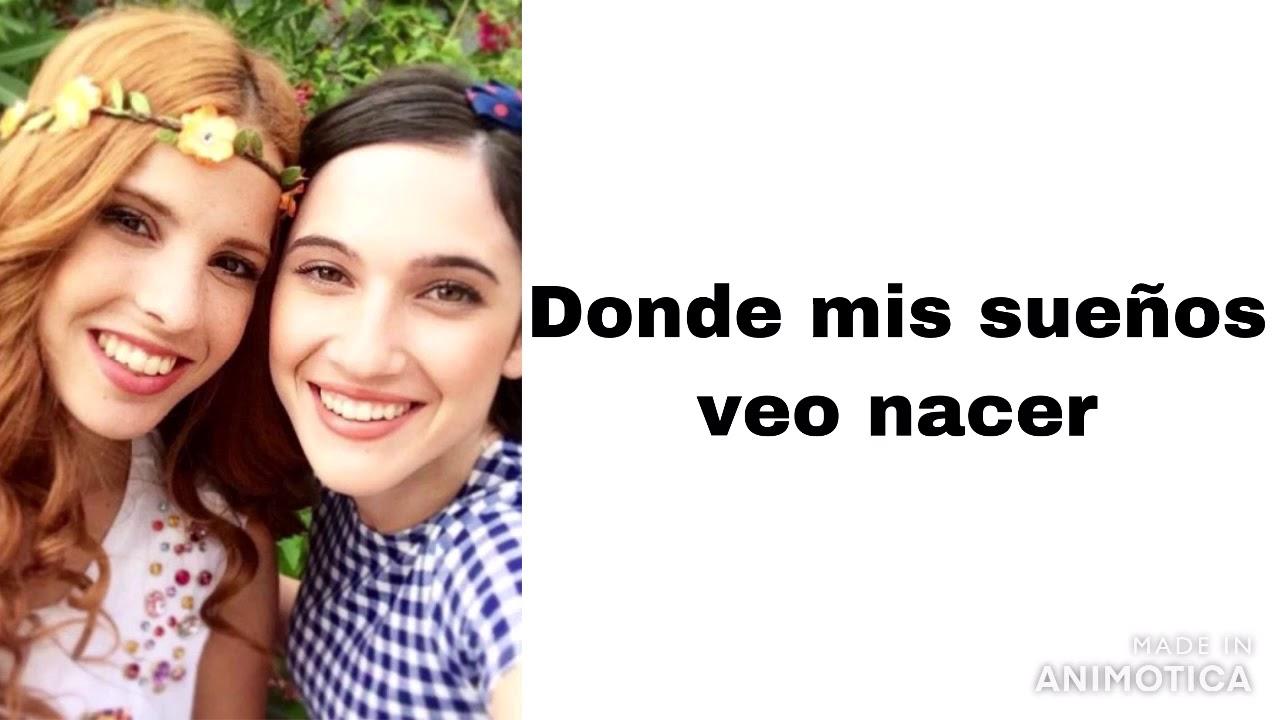 Ludmila canta ¨Alcancemos las estrellas¨   Momento Musical   Violetta