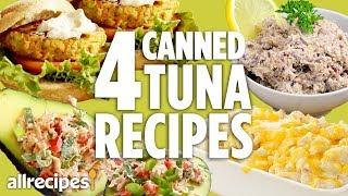 4 Canned Tuna Recipes | Recipe Compilations | Allrecipes.com