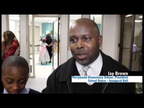AFRO Coverage - Perrywood Elementary School (Inaugural Ball) Video 4 of 4