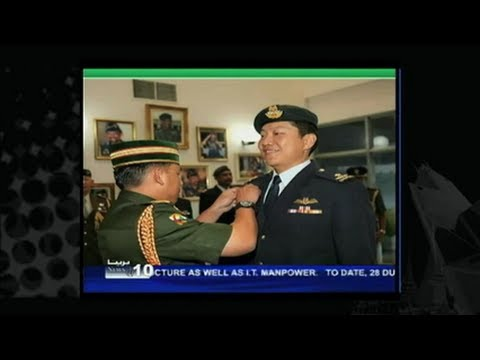 The Brunei Times: S'pore Air Force chief receives award