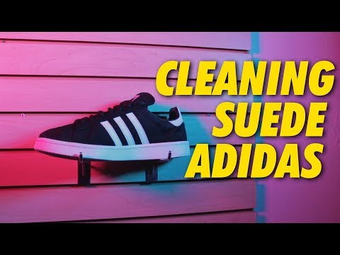 Adidas | Suede Cleaning