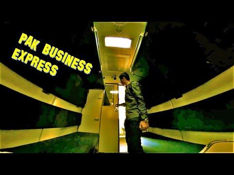 Pakistan Business Class Train - PAK Business Express