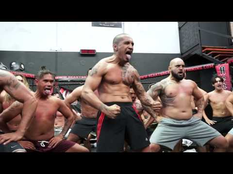 "Heartbreak Haka  for Mark ""The Super Samoan"" Hunt  """