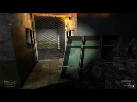 24.STALKER Shadow of Chernobyl - X18 The Entrance |