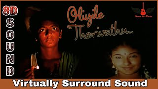 Oliyile Therivathu Devathaya | 8D Audio Song | Azhagi | Ilaiyaraaja | Tamil 8D Songs
