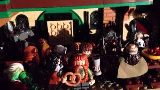 The hobbit lego- that