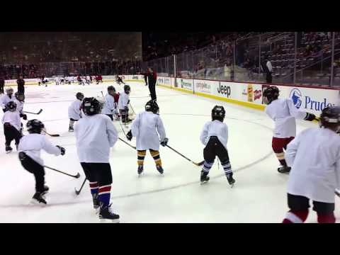Fair Lawn Ice Hockey Association - New Jersey Devils Youth Hockey Marquee Matchup 1-20-17