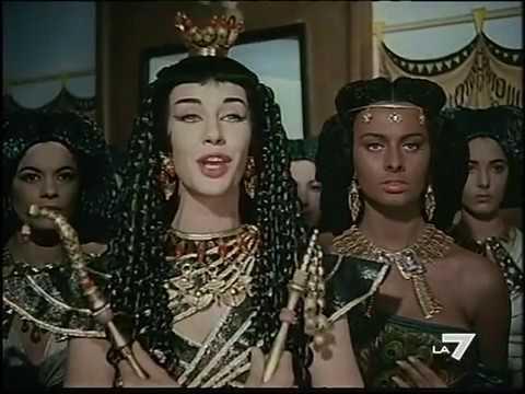 Verdi - Aida - Film: Sophia Loren/ Renata Tebaldi