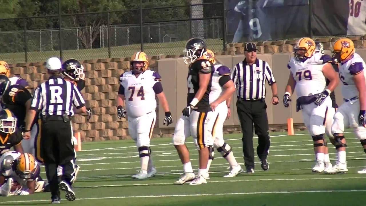 Southwestern football highlights vs. Hardin-Simmons (9/3 ...