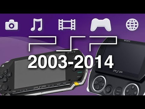 PSP Documentary: The Rise And Fall Of Sony's First Portable