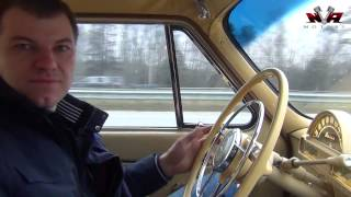 ГАЗ-21 Шоколадка V8 3UZ-fe  часть 3.