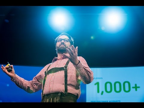 Mikkel Svane - The journey of Zendesk: A founders report on how to IPO on NYSE