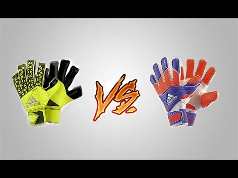 Ultimate Adidas Glove Battle  Adidas Predator Zones Pro vs Ace Zones  Fingersave 57039da93