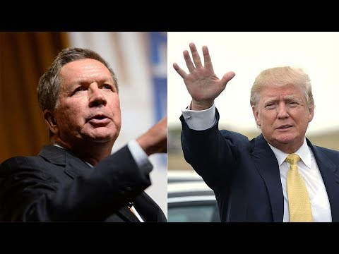 Kasich Over Trump For 2020 Presidential Election
