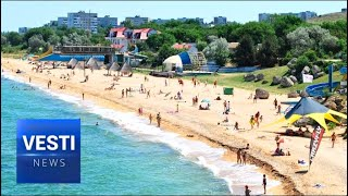 Vesti Special Report: Holidays Begin in Crimea With Brand New Attractions For Russian Tourists