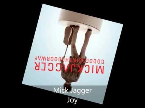 Mick Jagger - Goddess In The Doorway - Joy