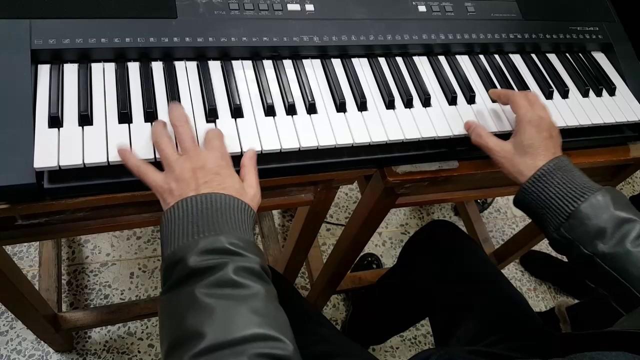 彈琴中間常用的小技巧 - YouTube