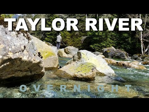 Taylor River | Mt Baker-Snoqualmie National Forest, Washington