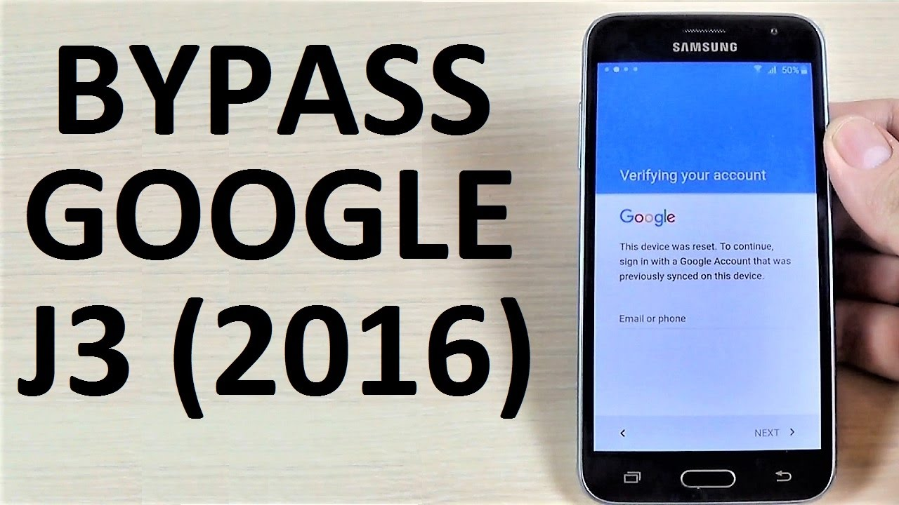 BYPASS GOOGLE Account Samsung Galaxy J3 2016 | How to | Tips & Tricks |  January 2017 Security Patch