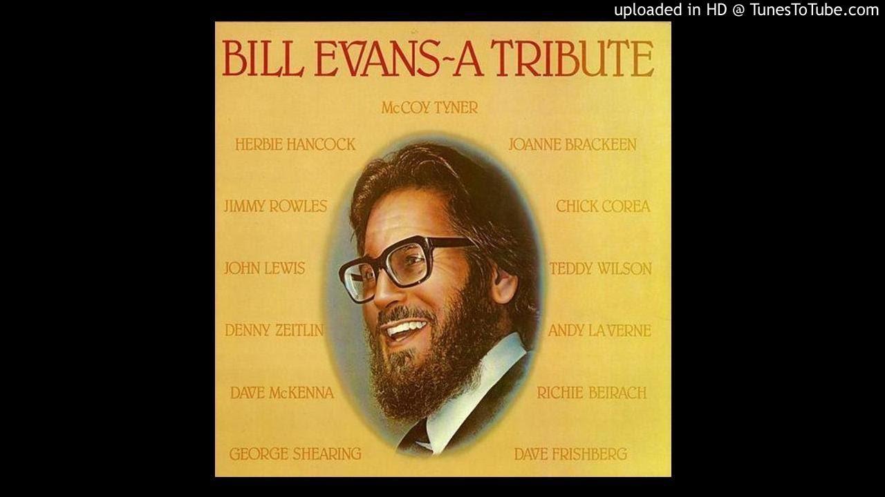 Bill Evans A Tribute 1982 Vinyl Transfer Denny Zeitlin