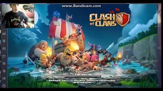 bilgisayardan clash of clans ve daha fazla mobil oyun oynama