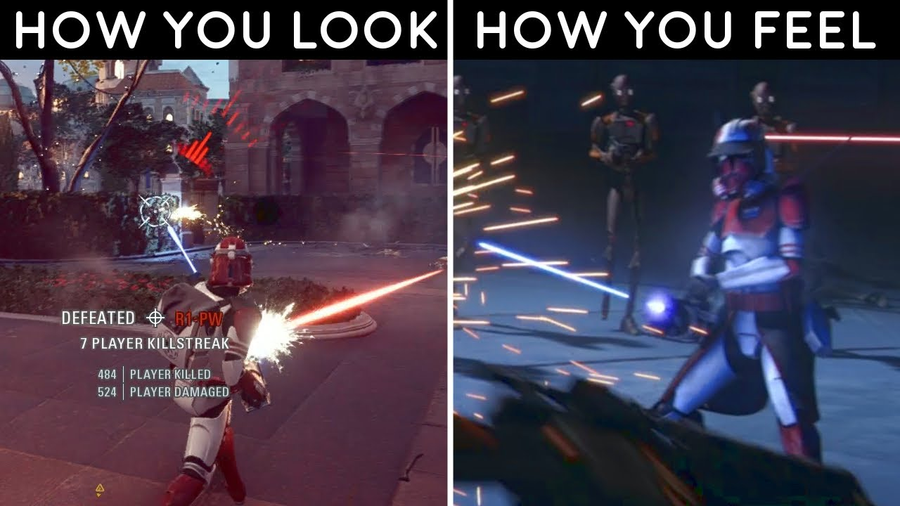 How YOU Look vs How YOU Feel (New Series) - Battlefront 2